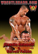 Claudio Antonelli V. Garrett Felado
