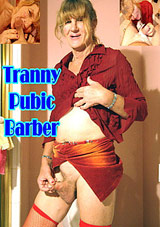 Tranny Public Barber