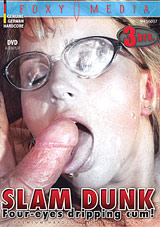 Slam Dunk Four Eyes Dripping Cum