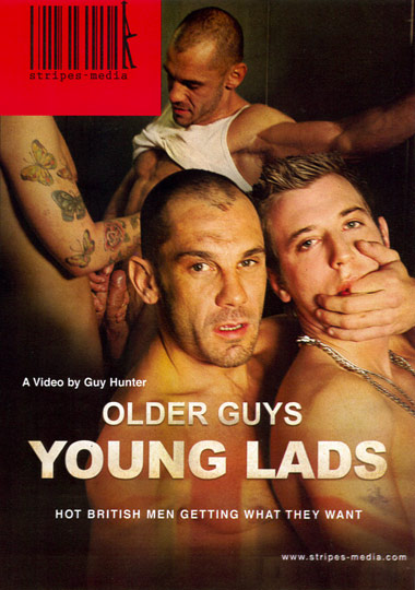 Older Guys Young Lads cover