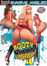Booty Clappin' Super Freaks 4