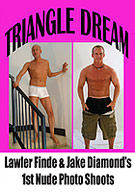 Lawler Finde And Jake Diamond's 1st Nude Photo Shoots