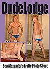 Ben Alexander's Erotic Photo Shoot