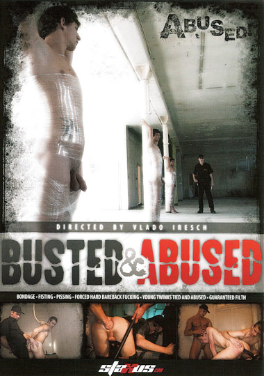 Busted and Abused Cover Front