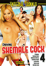 Craving Shemale Cock 4