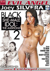 Black She-Male Idol: The Auditions 2