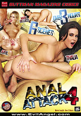 Anal Attack 4