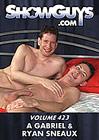 Showguys 423: A Gabriel And Ryan Sneaux