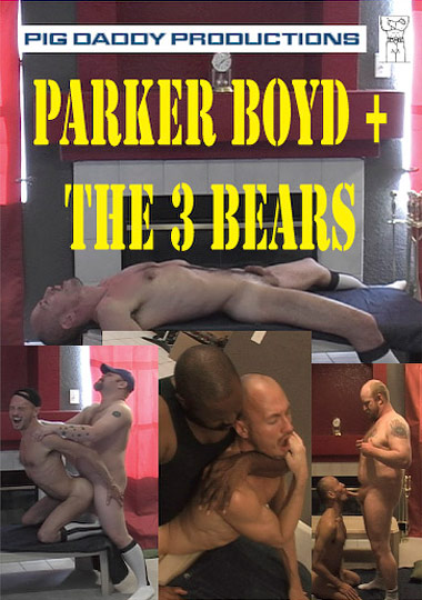 Parker Boyd And The Three Bears cover