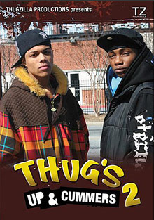 Thugs Up And Cummers 2 cover