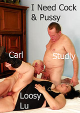 I Need Cock And Pussy