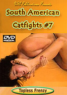 South American Apartment House Catfights 7