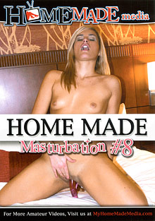 Home Made Masturbation 8 cover
