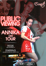 Public Viewing: Annika On Tour