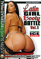 Latin Girl Booty Battle