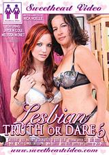 Lesbian Truth Or Dare 5
