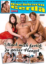 Nachbarin Gerda: Mach Mich Fertig Du Geiler Hengst