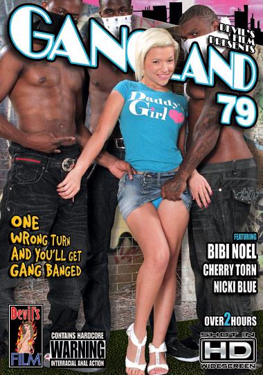 Gangland 79 cover