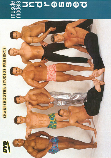 Muscle Models Undressed Cover Front