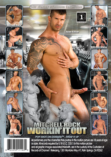 Mitchell Rock Workin It Out Cover Front