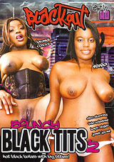 Bouncy Black Tits 2