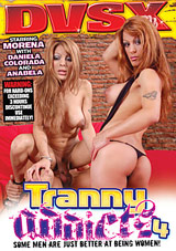 Tranny Addicts 4