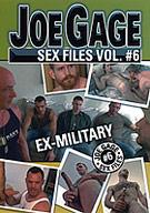 Joe Gage Sex Files 6: Ex-Military