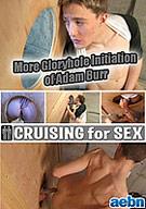 More Gloryhole Initiation Of Adam Burr
