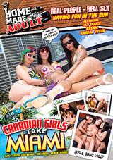 Canadian Girls Take Miami
