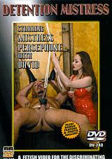 Detention Mistress