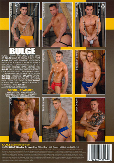 Bulge Cover Back