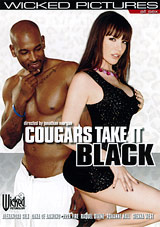 Cougars Take It Black