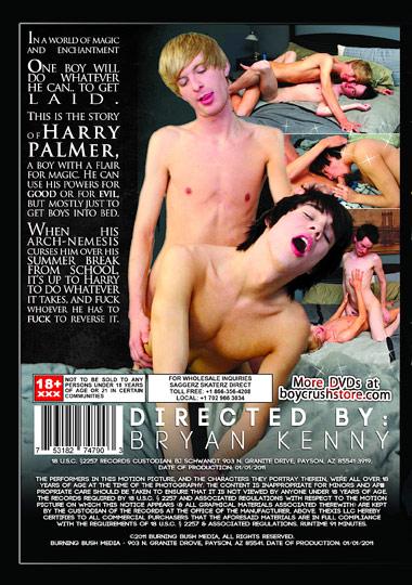Parodia Cover Back