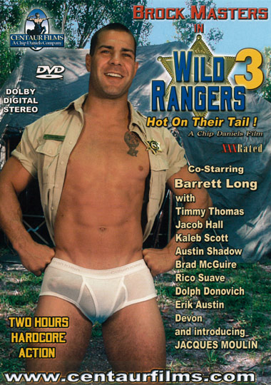 Wild Rangers 3 Hot On Their Tail! Cover Front