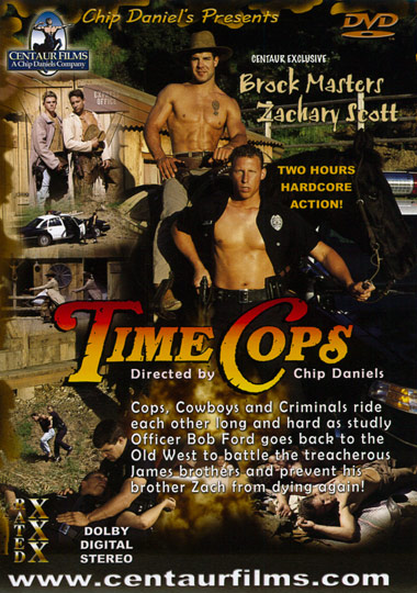Time Cops Cover Front