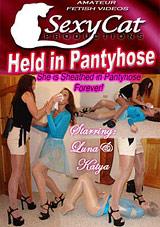 Held In Pantyhose