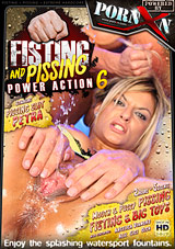Fisting And Pissing Power Action 6
