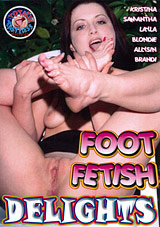 Foot Fetish Delights