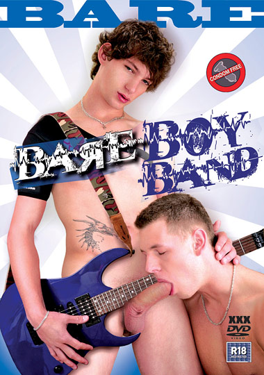 Bare Boy Band Cover Front