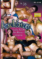 Arschfotzen
