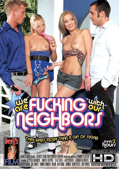 We Are Fucking With Our Neighbors cover