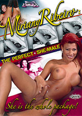 Miriany Ribeiro: The Perfect Shemale
