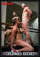 Bound Gods: The Gym Stud Featuring Wolf Hudson and Christian Owen