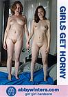 Girl-Girl Hardcore: Girls Get Horny