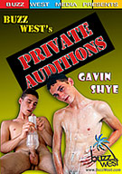 Private Auditions: Gavin Shye