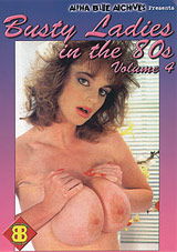 Busty Ladies In The 80's 4