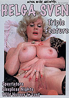 Helga Sven Triple Feature: Wild Nurses In Lust