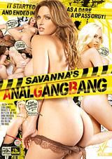 Savanna's Anal Gangbang