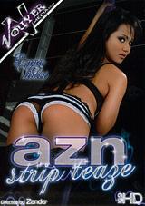 AZN Strip Teaze