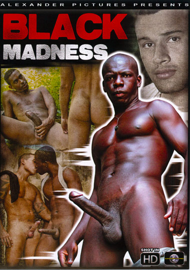 Black Madness Cover Front